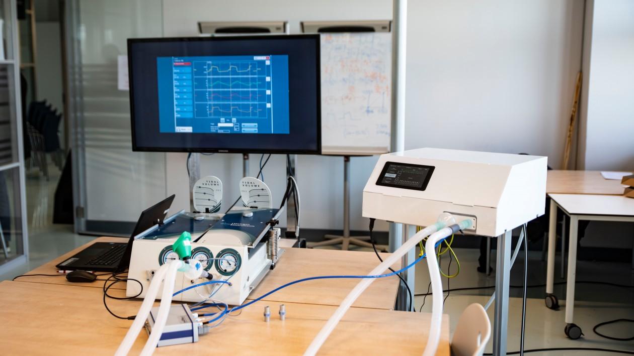 Doelgedreven innoveren tijdens COVID-19: Lessen uit de ontwikkeling van alternatieve beademingsapparatuur