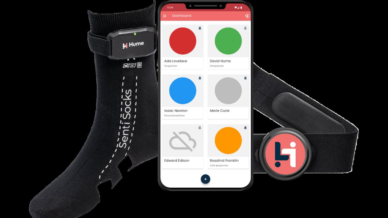 Wearables, machine learning en AI in gehandicaptenzorg