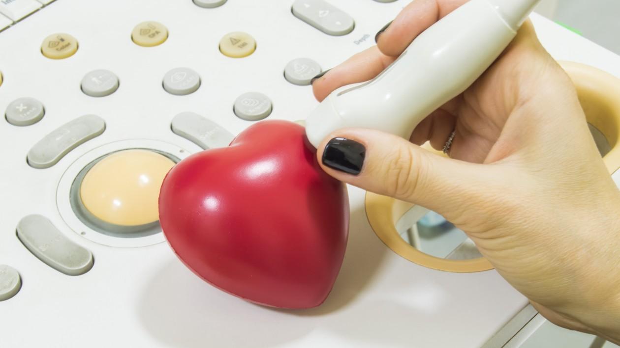 Vroegtijdige detectie van hartfalen met behulp van echo?