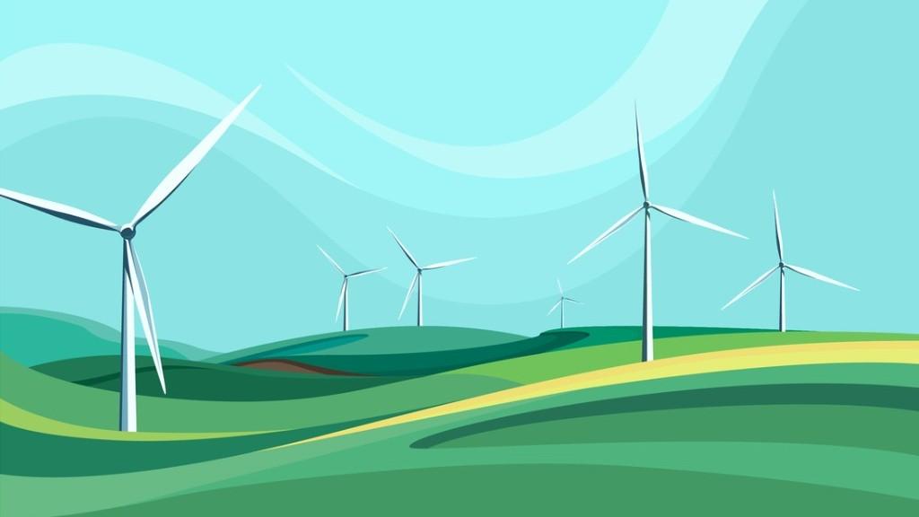 Hinderlijk geluid van windturbines