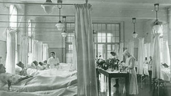 Medisch Oproepsysteem kinderafdeling Jeroen Bosch Ziekenhuis