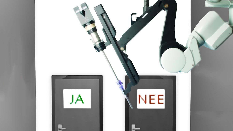 Robotchirurgie: vooruit of pas op de plaats?