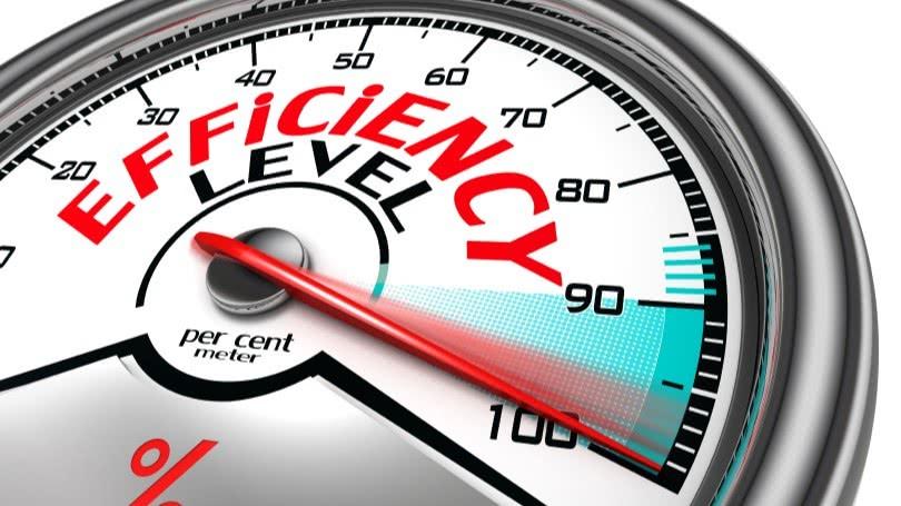 Hoe efficiënt wordt medische apparatuur gebruikt?