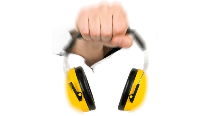 Gehoor en arbeid: gehoorschade door lawaai op het werk