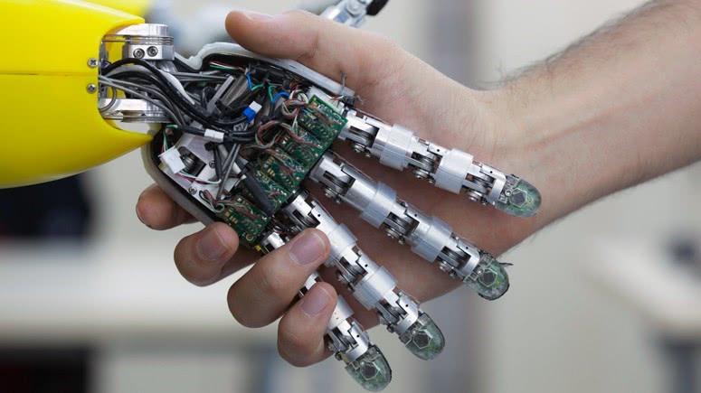 Waar blijven de robots?