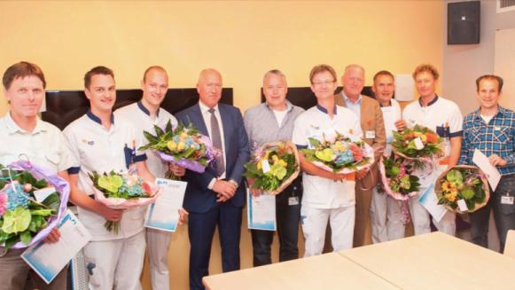 Medische techniek ZGT als eerste van Nederland gecertificeerd