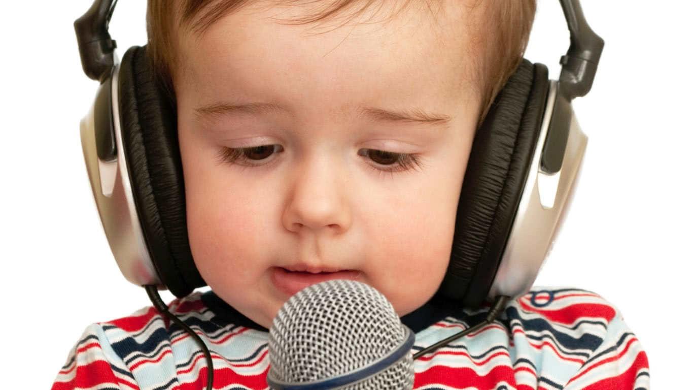 Gehoor-, spraak- en taalontwikkeling van kinderen
