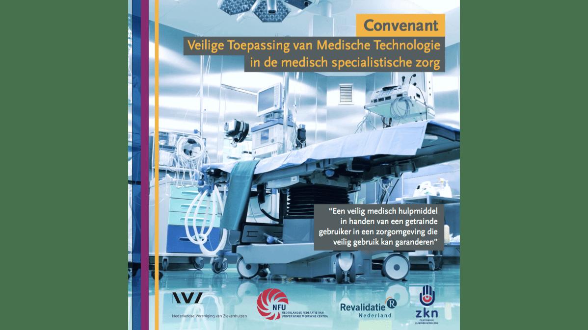 Tweede druk Convenant Medische Technologie verschenen