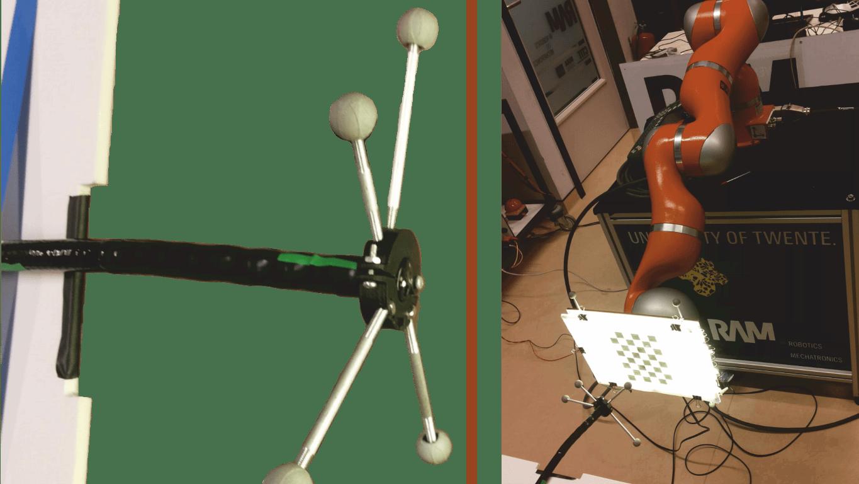 Beeldgestuurde navigatie voor robotische flexibele endoscopen