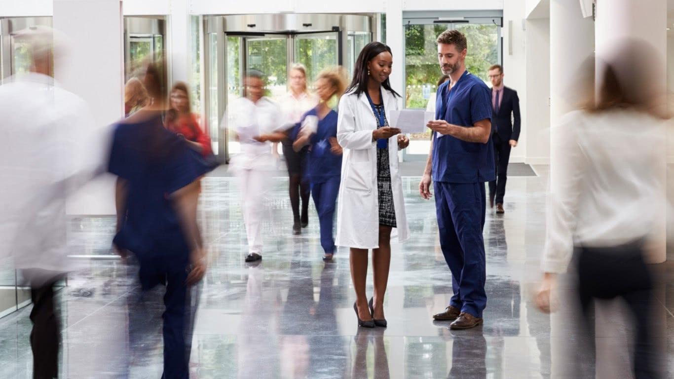4 redenen waarom innovatie ziekenhuizen niet gaat redden