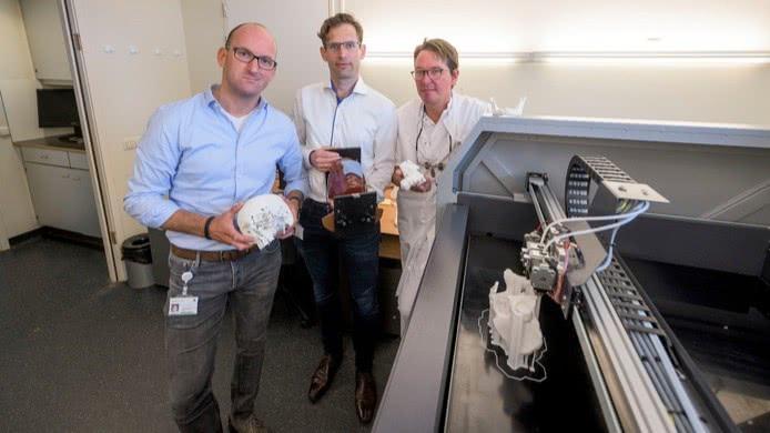 Medisch Spectrum Twente opent 3D printlab