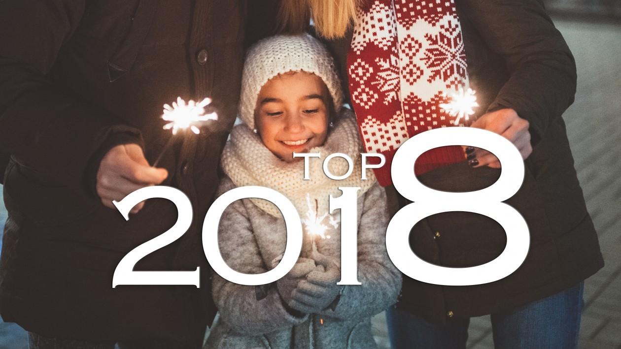 Top 8 meestgelezen artikelen van 2018