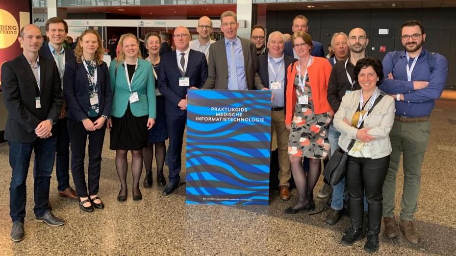 Officiële lancering Praktijkgids Medische Informatietechnologie