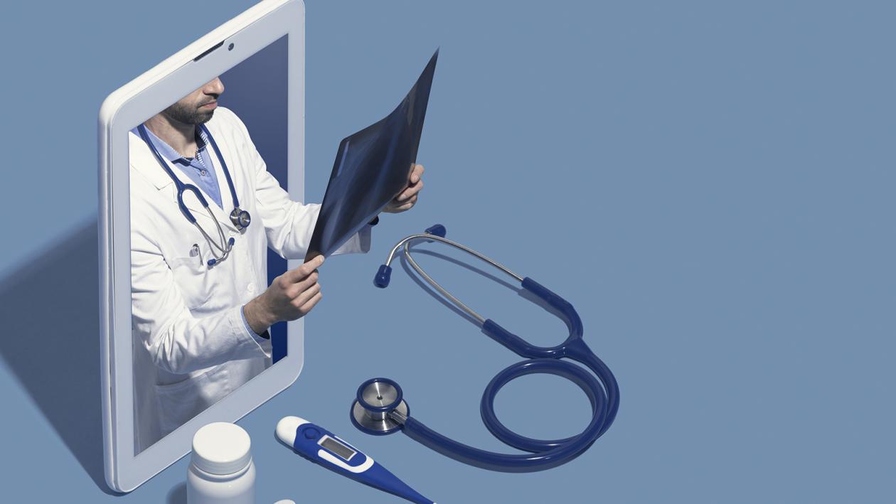 Wanneer is e-health een medisch hulpmiddel?